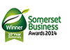 Somerset Business Awards Winner 2014